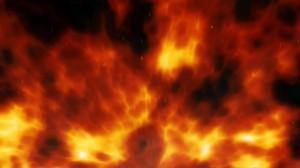 素材No.48「炎のCG素材」FIRE