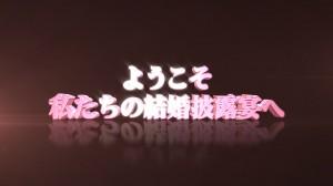 素材No.73「披露宴オープニング・ゴージャスピンクタイトル~カウントダウン」