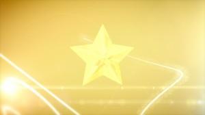 素材No.77「キラキラ・星・スター・Star・CG素材」
