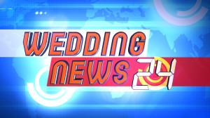 素材No.82「ニュース番組風オープニング」Wedding News24