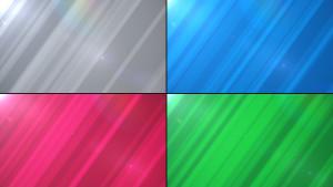 素材No.106「キラキラボーダー・4色(白・青・赤・緑)」